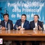 """El PJ Bonaerense ante la irracional protesta opositora: """"Los personeros de la muerte se superan con vida y esperanza"""""""