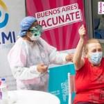 La provincia de Buenos Aires vacunará a los mayores de 60 años que hayan perdido el turno