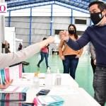 """Malvinas Argentinas: """"130.000 inscriptos en la campaña de vacunación contra el Covid-19"""""""