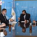 """El ministro Soria se reunió con la Junta de Tribunales Orales Federales: """"Debemos implementar el sistema acusatorio"""""""