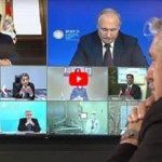 El presidente Fernández anuncia el inicio de la producción de la vacuna Sputnik V en la Argentina
