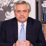 """Presidente Fernández: """"Todos los que son precandidatos deben dejar sus cargos"""""""