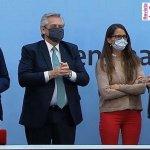 """El Presidente Fernández puso en marcha el DNI para personas no binarias: """"Avancemos todo lo que podamos"""""""