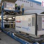 Desde China llegó otro vuelo de Aerolíneas Argentinas con 768 mil dosis de vacunas Sinopharm