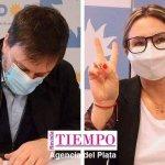 Santoro y Marziotta encabezan la lista del Frente de Todos en CABA