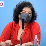 """La ministra Vizzotti aseguró que """"agosto va a ser el mes de las segundas dosis"""""""