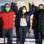 La lista de Leo Nardini arrasó en Malvinas Argentinas