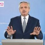"""El Presidente Fernández habló ante la ONU y criticó el """"endeudamiento tóxico e irresponsable"""" de Cambiemos con el FMI"""