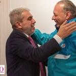 El ministro Fernández se reunió con Berni para coordinar la seguridad con PBA