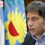 """Gobernador Kicillof: """"Estamos construyendo una provincia con menos deuda, más salud, educación y trabajo"""""""