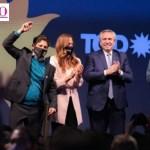 """Kicillof: """"Llamamos a nuestro pueblo para que cada voto sea un paso más para la reconstrucción y el renacimiento de la provincia"""""""