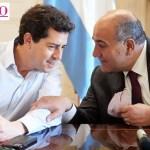 """El ministro """"Wado"""" de Pedro destacó el objetivo del Gobierno de """"trabajar y generar oportunidades por una Argentina federal"""""""