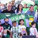 """Luis Vivona: """"Hay que seguir acompañando y profundizando las políticas deportivas sociales urbanas"""""""