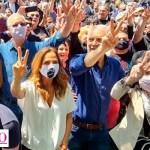 """Alak y Tolosa Paz en el plenario del Frente Amplio Peronista: """"Trabajar por el triunfo del peronismo"""""""