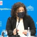 """Ministra Vizzotti sobre la tercera dosis: """"Estamos evaluando un refuerzo de todas las vacunas"""""""