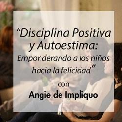 Disciplina positiva y autoestima