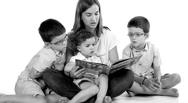 Descubriendo la literatura infantil y cómo acompañarla