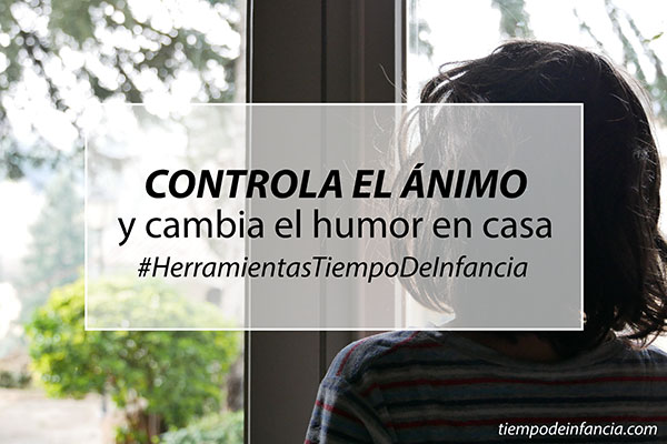 Controla el estado de ánimo y cambia el humor en casa