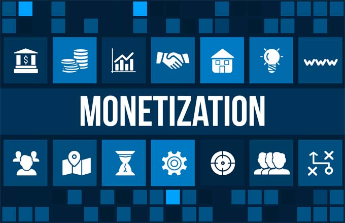 Monetizar tu sitio web