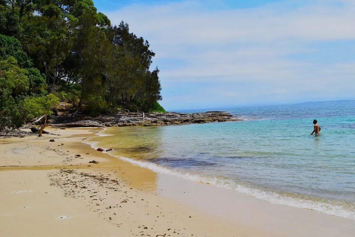 Booderee National Park, Jervis Bay, NSW, Australia
