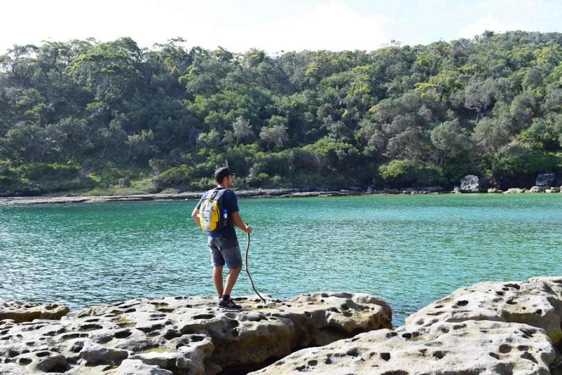 Senderismo en Booderee National Park, Jervis Bay, NSW, Viajar a Australia