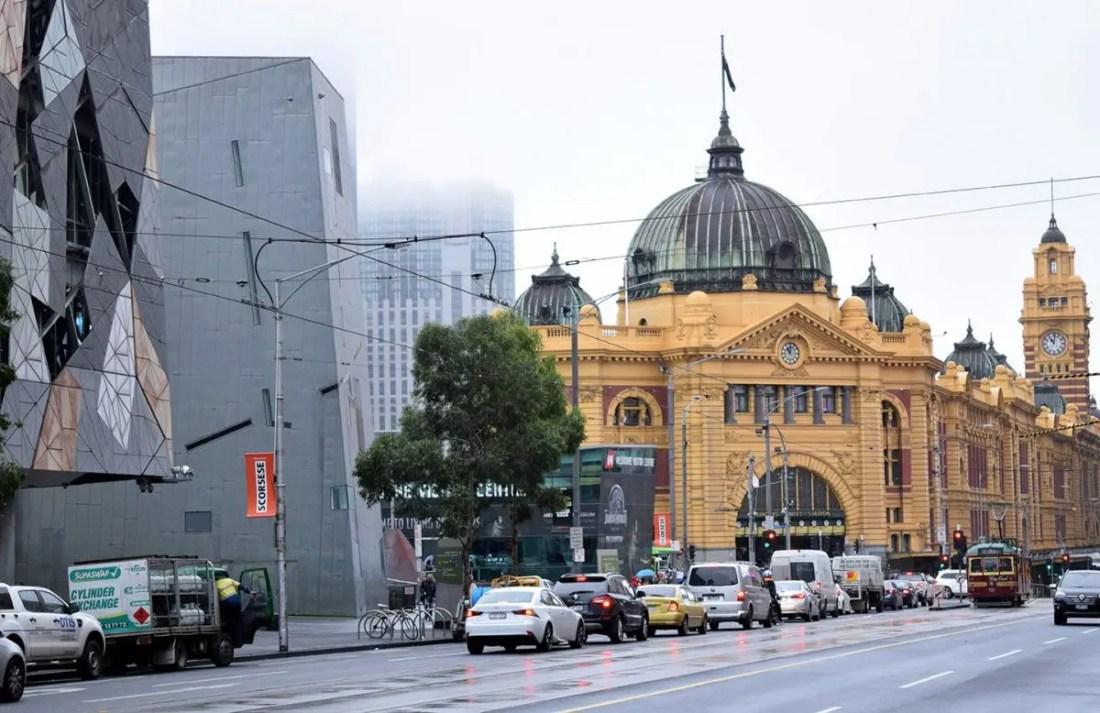 Flinders Station, Que ver en Melbourne, Victoria, Australia