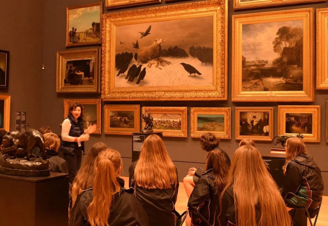 Nataional Gallery of Victoria, Que ver en Melbourne, Victoria, Australia