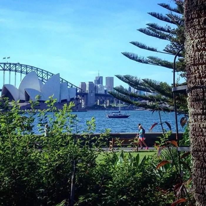 Royal Botanic Garden. Qué hacer en Sydney