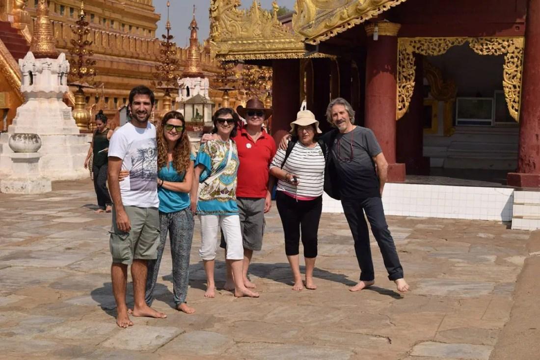Ropa viajar Myanmar