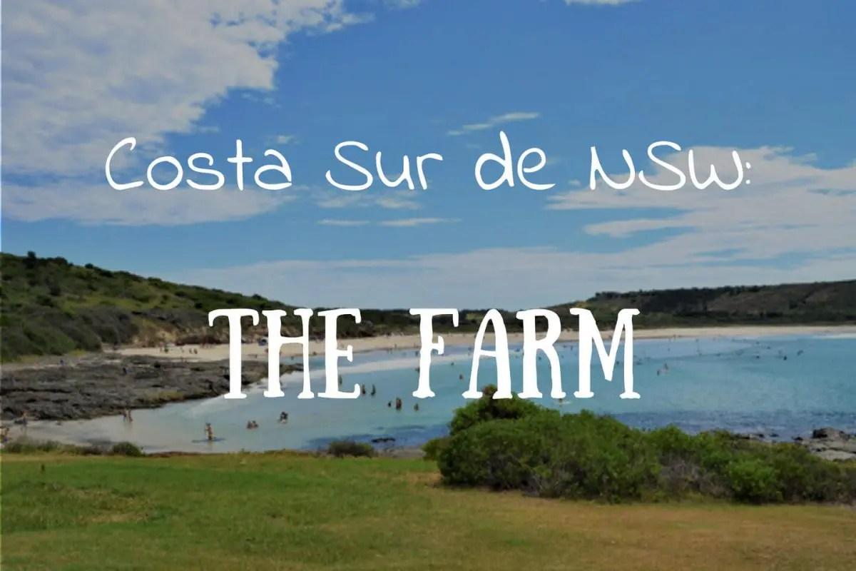 Que ver en la costa sur de NSW The Farm Australia