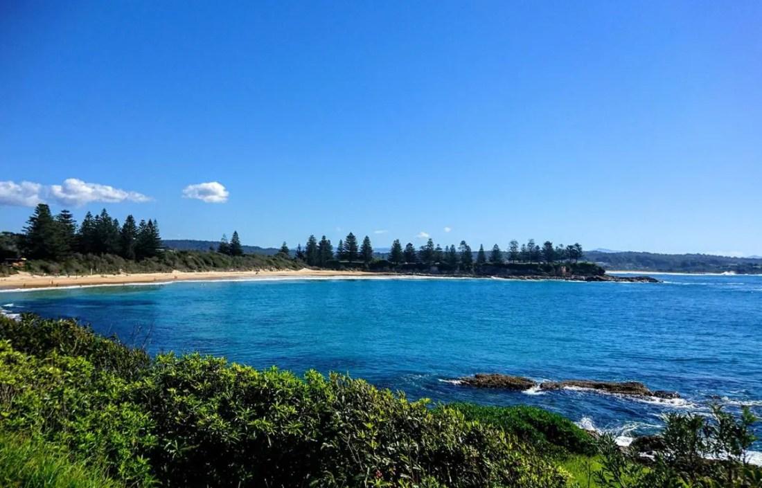 Bermagui, Sapphire Coast, NSW, Australia
