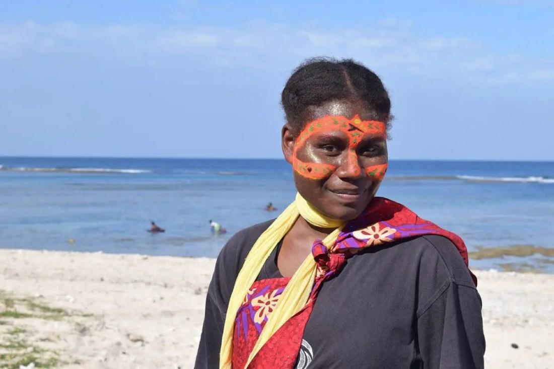 Isla de Tanna en Vanuatu