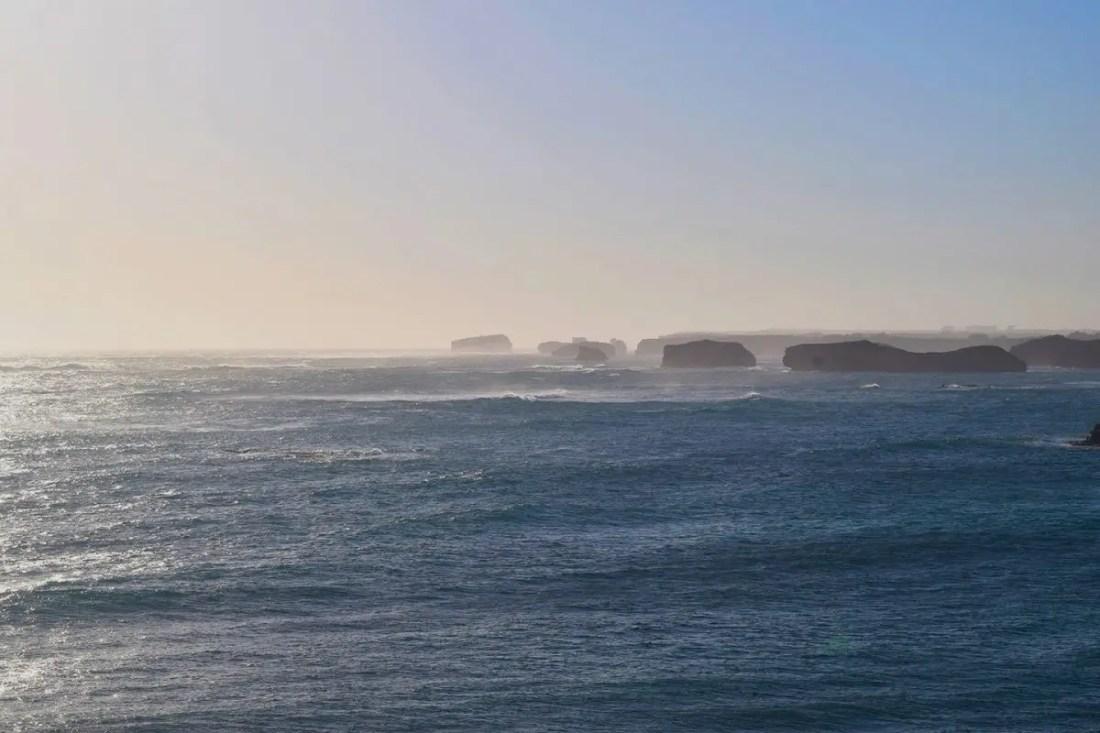 Bay of Martyrs Great Ocean Road, Recorrer Australia en 15 días