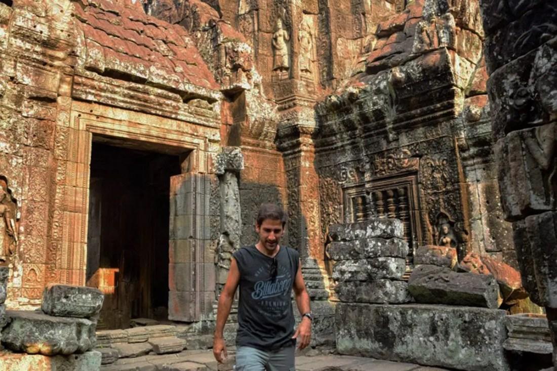 Templo Banteay Samre Camboya