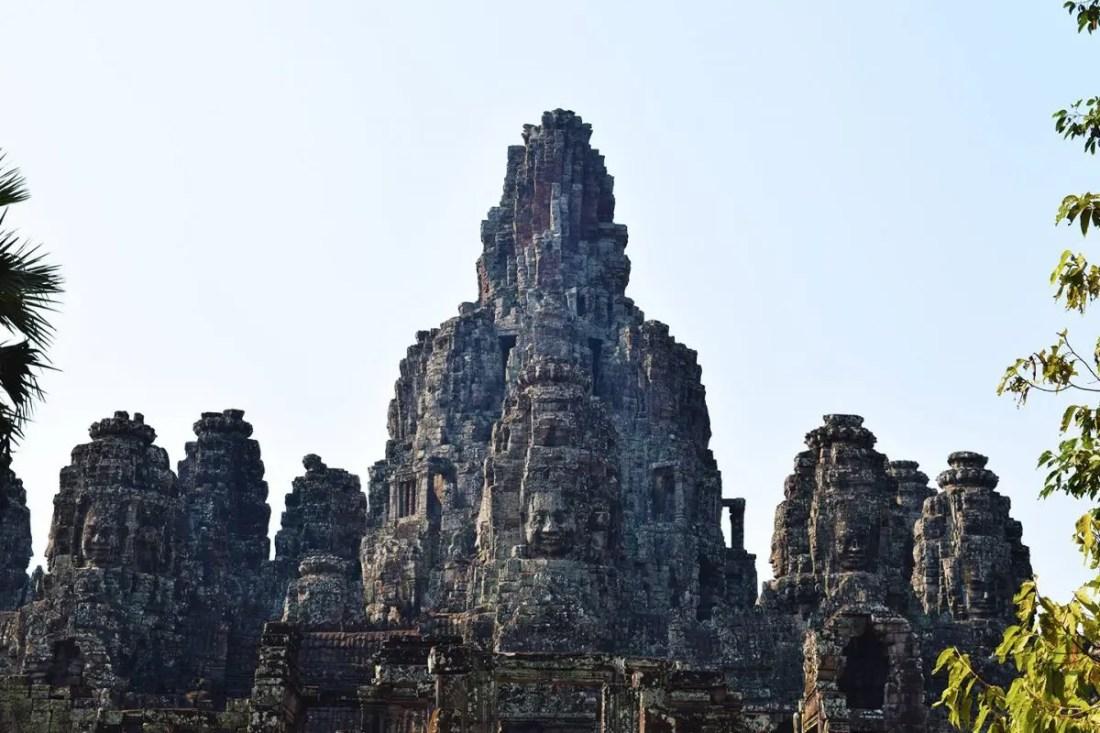 Templo Bayon Camboya