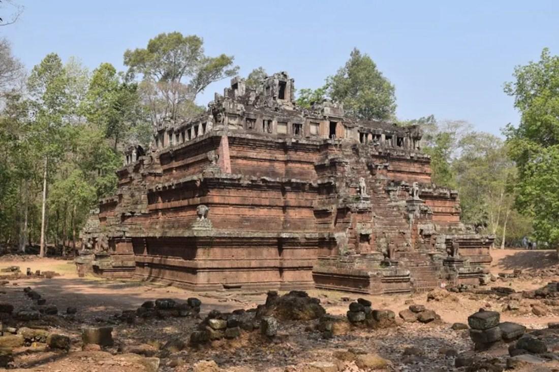 Templo Phimeanakas Camboya
