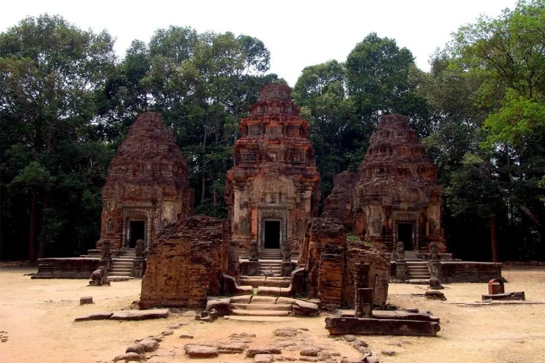 Templo Preah-Ko