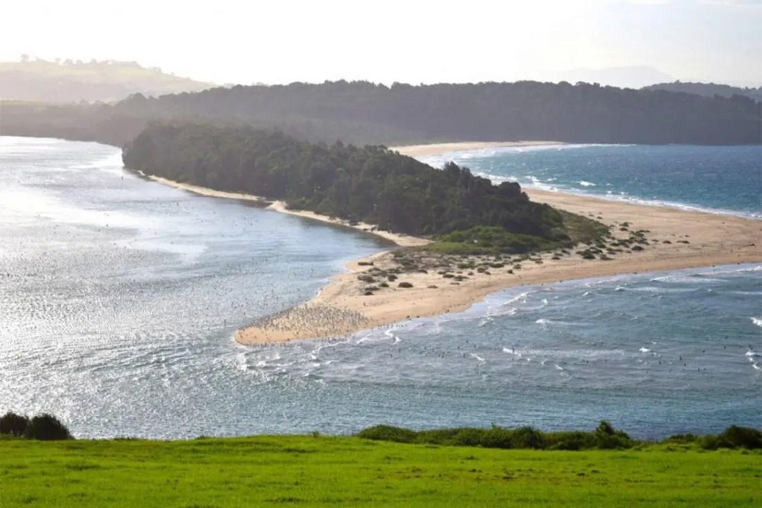 Mistic Beach Minnamurra NSW Australia