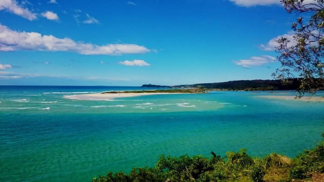 Tuross Head, Eurobodalla, Ruta de Sydney a Melbourne, NSW, Australia