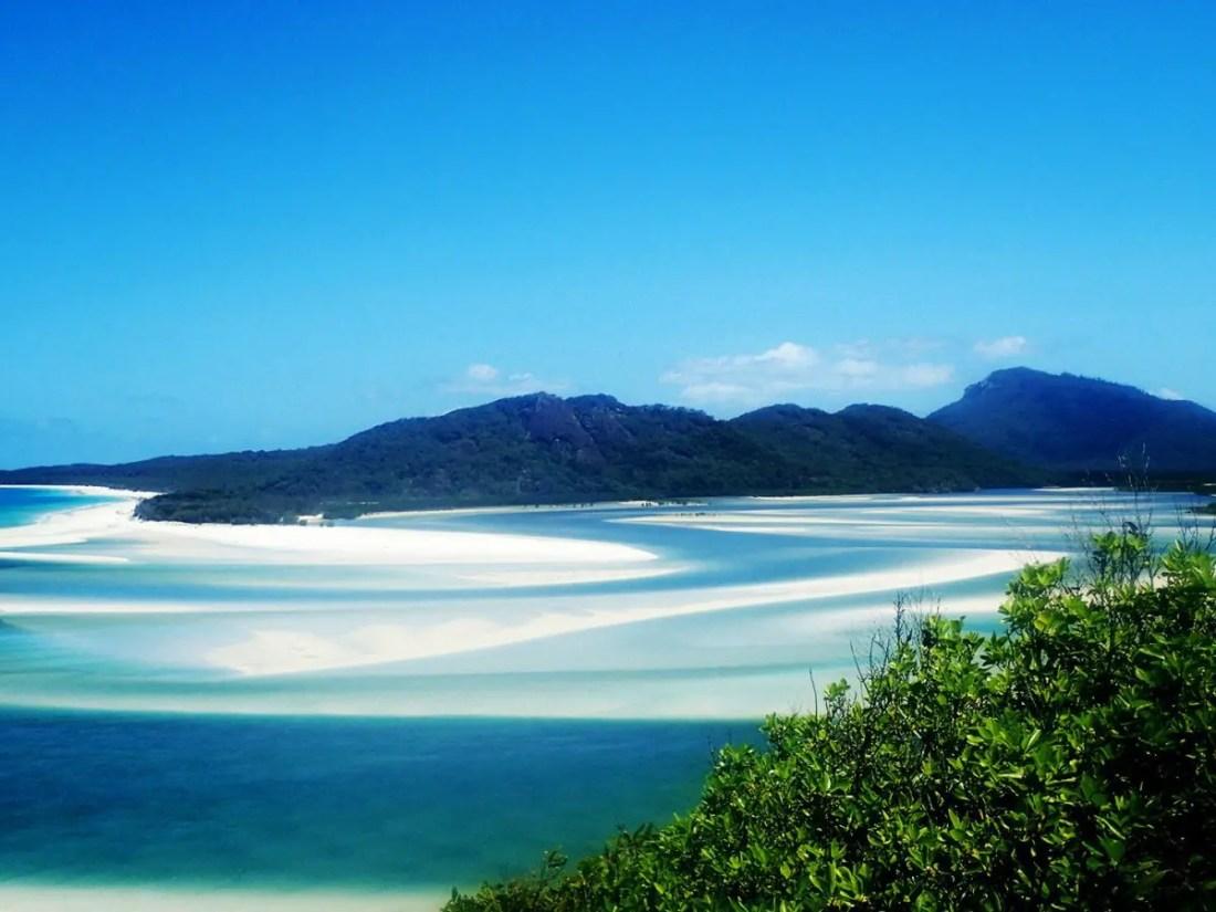 Whitehaven Beach Queensland Australia