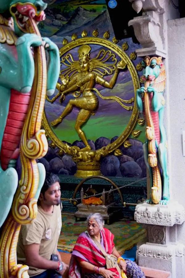 templo Sri Veeramakaliamman Little India