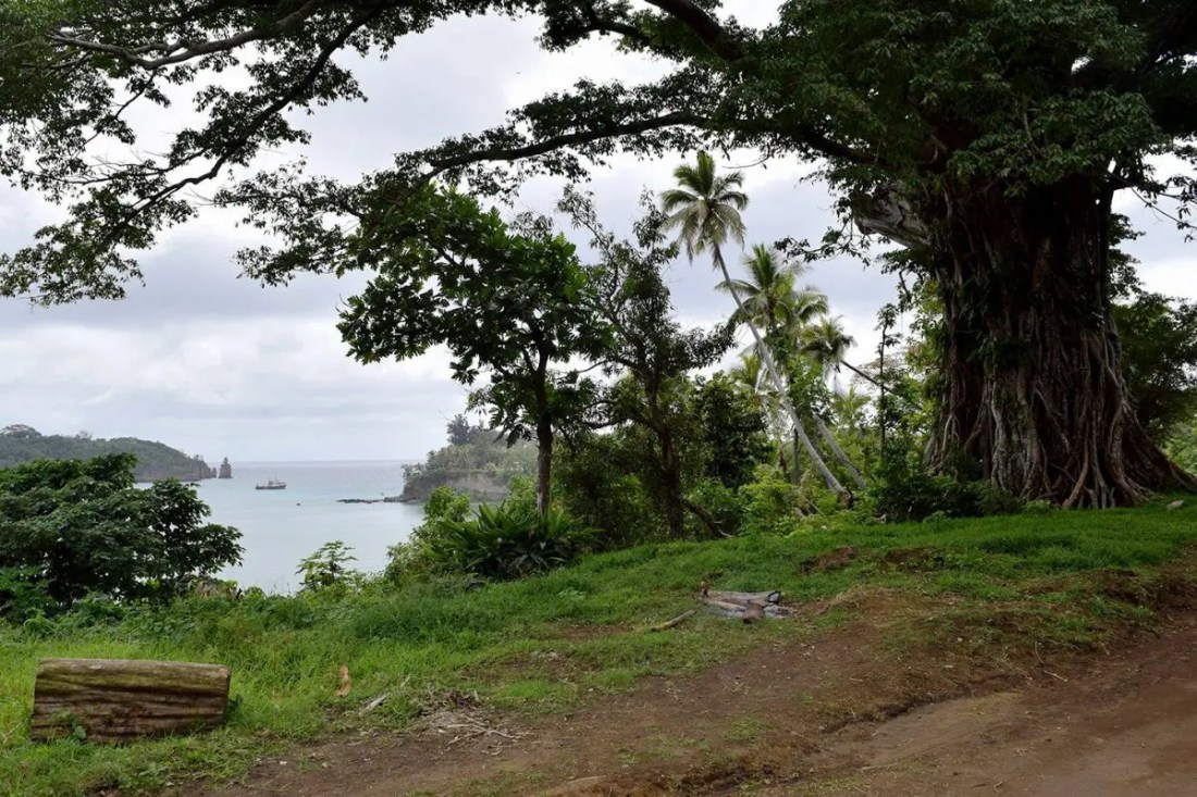 Port Resolution Tanna Vanuatu