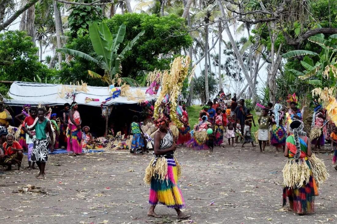 Tanna Vanuatu festival