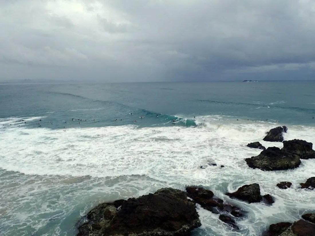 Byron Bay NSW Australia Surf