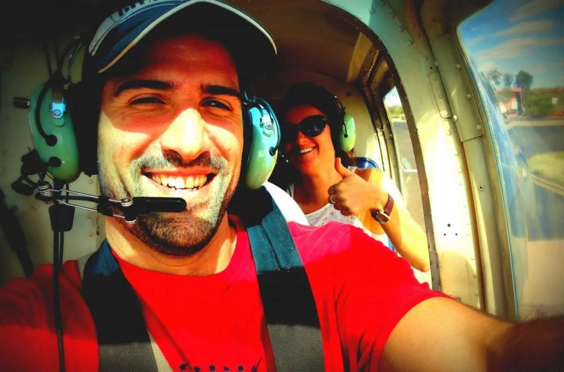Excursión Uluru en Helicoptero