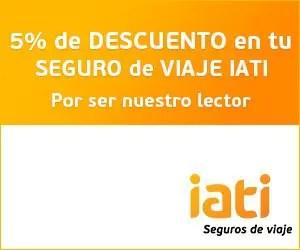 5% Descuento en tu seguro de viaje