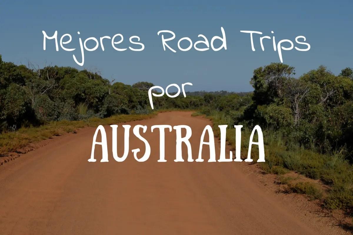 9 Mejores rutas por Australia en caravana o motorhome