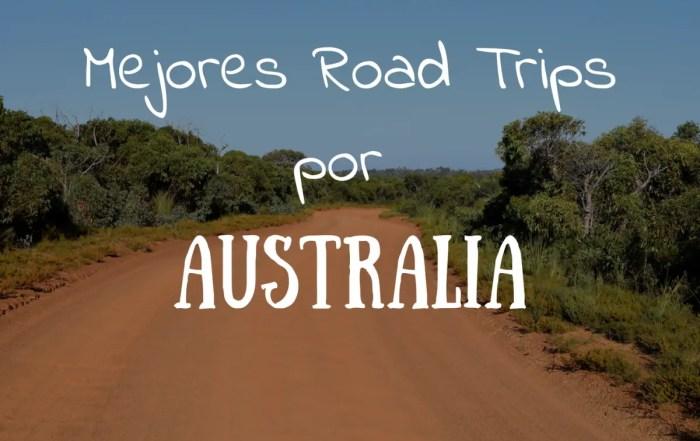 9 Mejores Road Trips por Australia