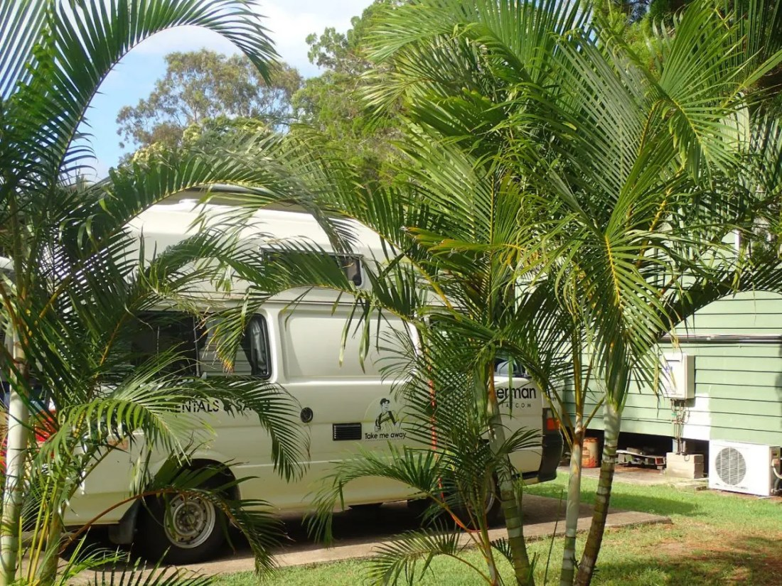 alquilar autocaravana en Australia