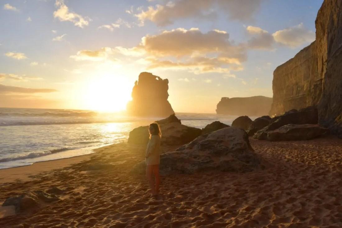 Great Ocean Road Cómo es Australia
